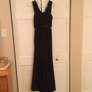 Long black dress | special occasion